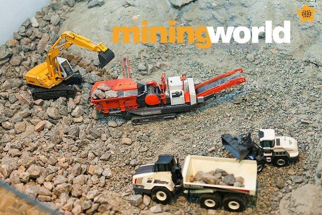 Выставка горного оборудования   MiningWorld 2014 фото