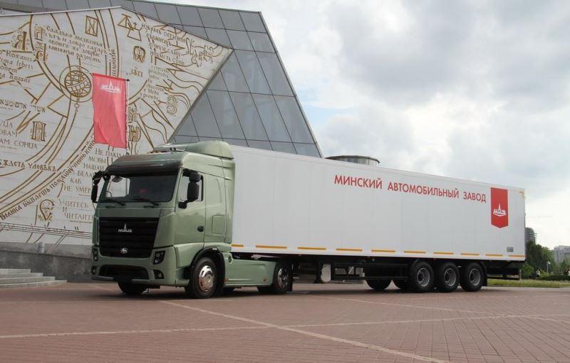 Седельный тягач МАЗ-5440М9