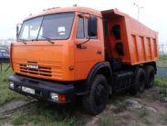 Аренада КАМАЗ-65115