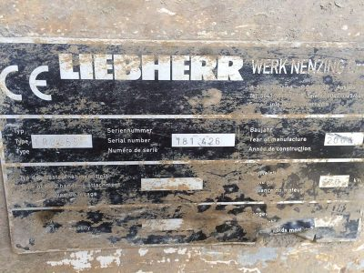 Продажа буровой LiebherrLRB255