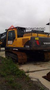 Продам Volvo EC210BF бу
